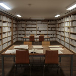 My favourite exhibit - the White Library