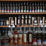 Bruny Is also has a whisky room for locally made gins and whisky